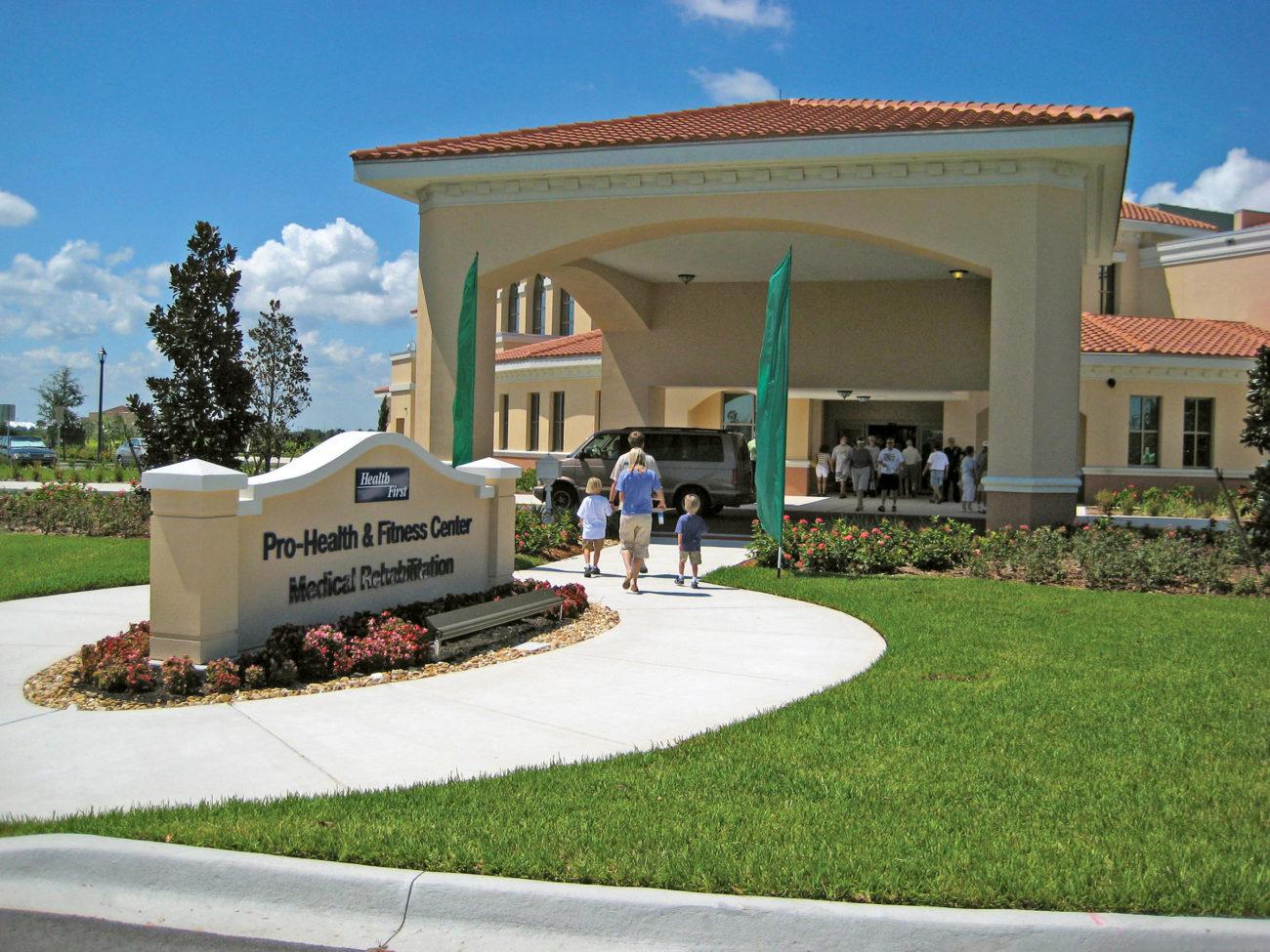 Health First Pro-Health & Fitness Center - Viera Florida