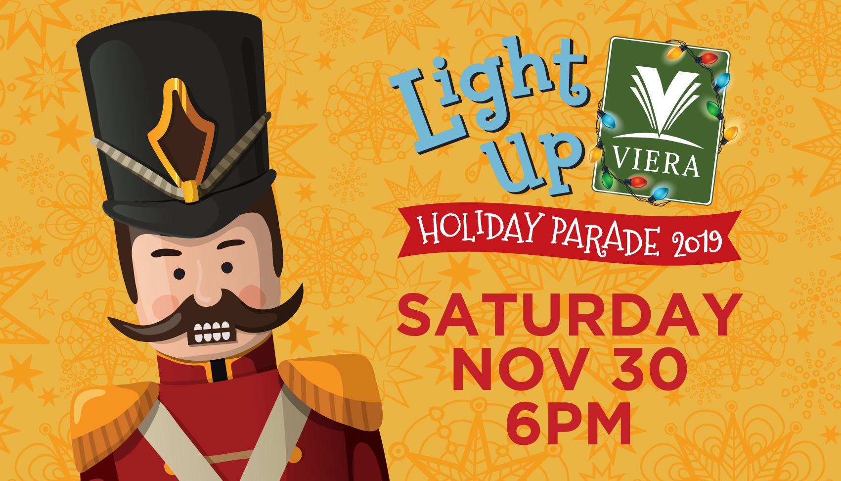 Viera Christmas Parade 2020 Light Up Viera Holiday Parade   Viera